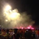 マレーシアでもサッカーは人気!しかし、「みんなのスポーツ」ではありません。