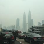 ヘイズ(煙害)による深刻な大気汚染。マレーシア・シンガポールに行く人は要対策!