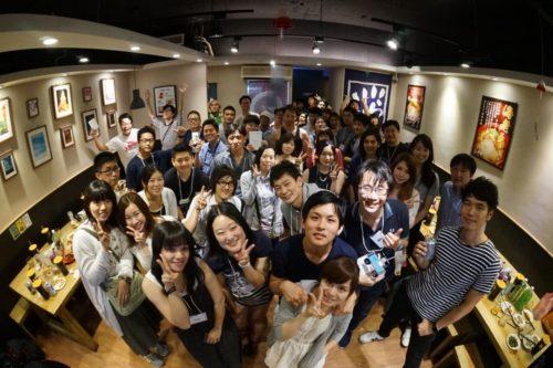 台北ブロガーオフ会2016June