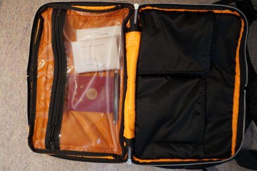 パスポートを紛失・盗難_8_パスポートは内側のポケットに