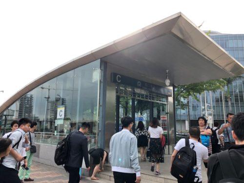 香港国際空港からマカオ・深圳へフェリーで行く方法_20