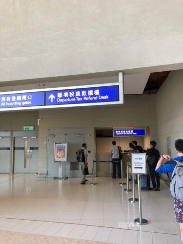 香港国際空港からマカオ・深圳へフェリーで行く方法_30