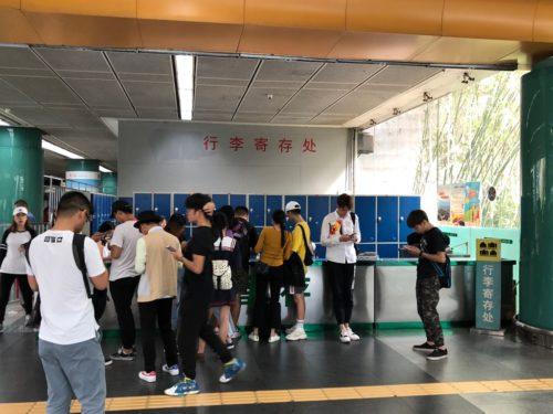 深圳・羅湖駅にコインロッカー・荷物預かり所はあるか_12