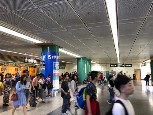 深圳・羅湖駅にコインロッカー・荷物預かり所はあるか_5