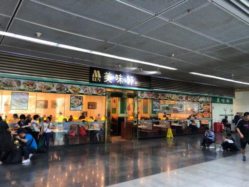 深圳・羅湖駅にコインロッカー・荷物預かり所はあるか_6