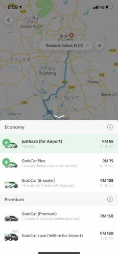 東南アジアではタクシーより便利な配車アプリGrabを使おう_13